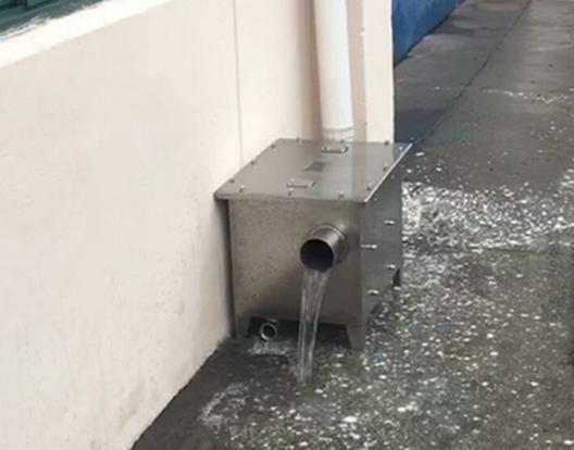 楼宇雨污分流器进小区专治阳台废水