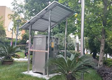 太阳能供电型截流井设备