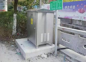市电供电型截流井设备